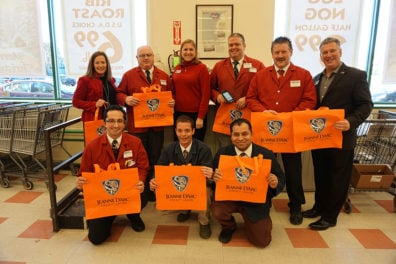 Jeanne D'Arc Credit Union Completes Its 2019 Small Acts That Give Back Initiative At Market Basket