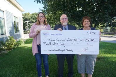 International Day of Charity Winner