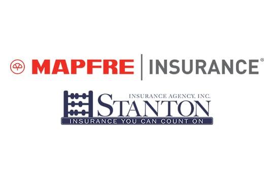 MAPFRE Insurance and Stanton Insurance logos